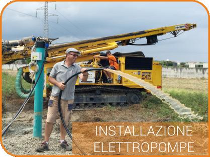Installazione elettropompe per pozzi Messina