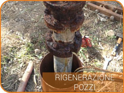 Rigenerazione Pozzi in Provincia di Messina